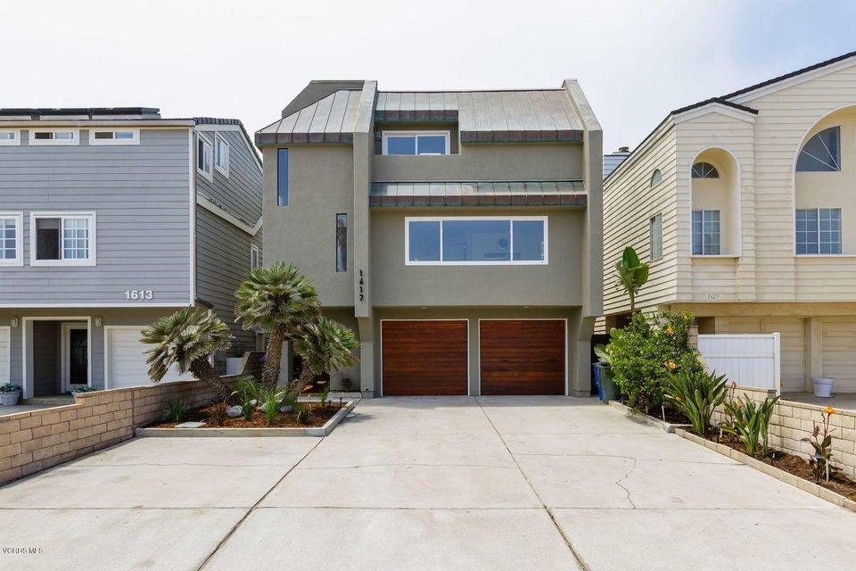 Single Family Home for Sale at 1617 Ocean Drive 1617 Ocean Drive Oxnard, California 93035 United States