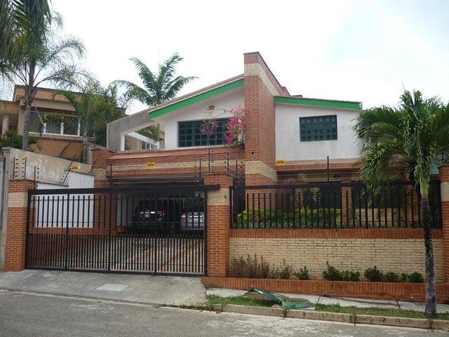 Casa En Venta En Valencia En Altos de Guataparo - Código: 15-5388