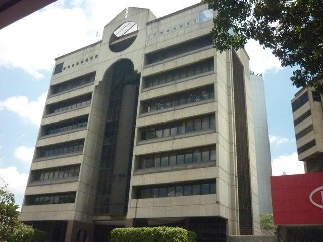 Oficina En Alquiler En Caracas - El Rosal Código FLEX: 16-7565 No.0