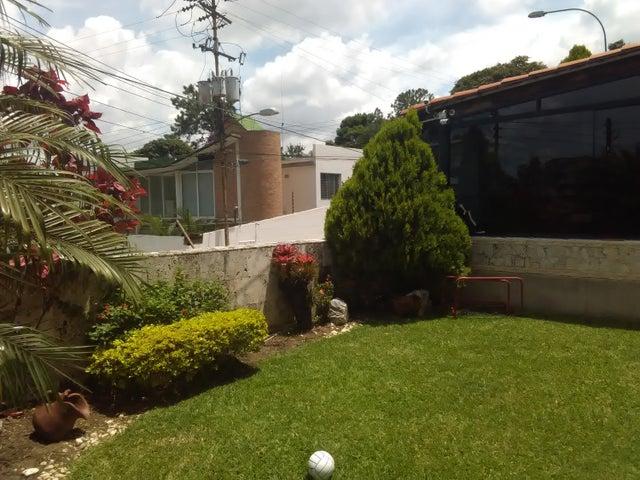 Casa En Venta En Caracas - Los Palos Grandes Código FLEX: 16-12087 No.7