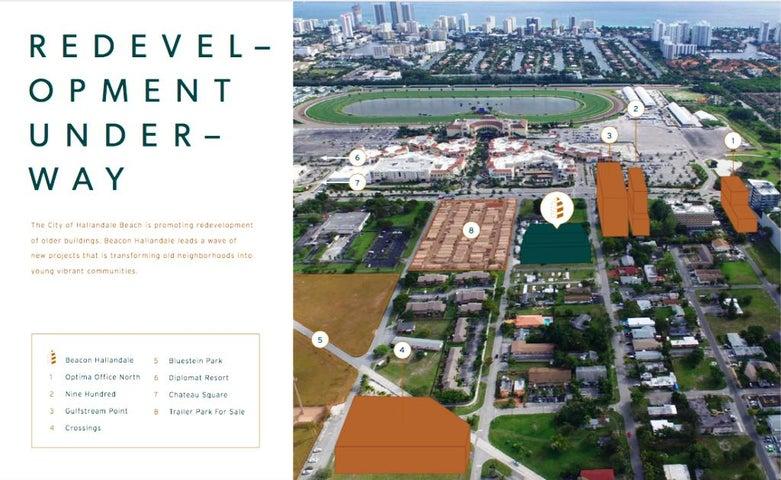 Proyecto Internacional En Venta En Estados Unidos - Hallandale Beach Código FLEX: 16-19172 No.4