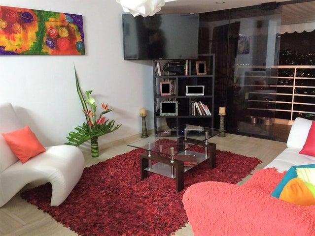 Apartamento En Venta En Caracas - Los Samanes Código FLEX: 17-640 No.1