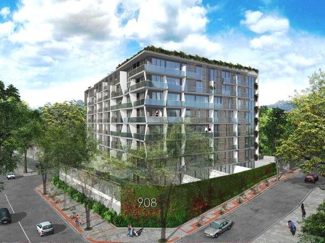 Apartamento En Venta En Caracas - Las Mercedes Código FLEX: 17-6010 No.1