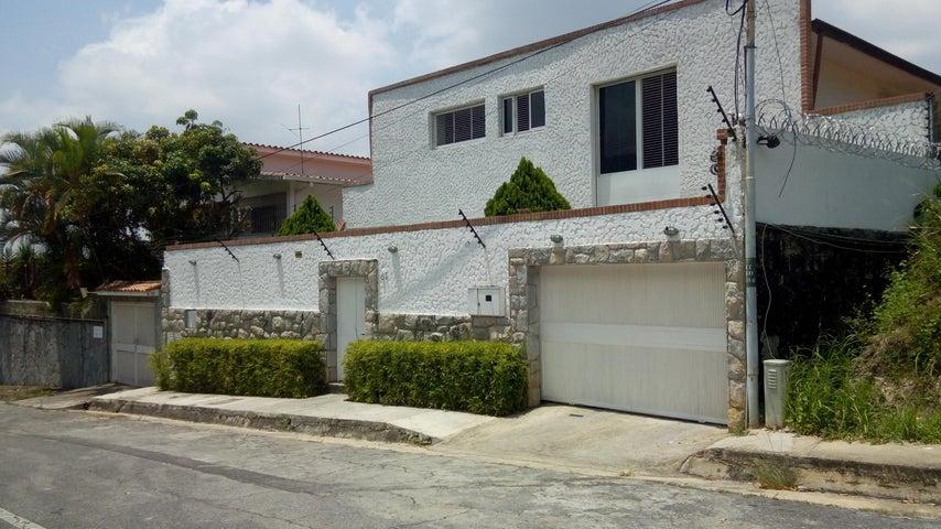 Casa En Venta En Caracas - Miranda Código FLEX: 17-6978 No.0