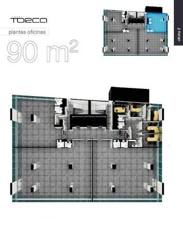 Oficina En Venta En Caracas - Las Mercedes Código FLEX: 17-11877 No.3