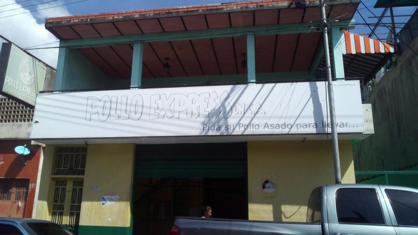 Local Comercial En Venta En Santa Cruz de Aragua En Residencias Santa Cruz - Código: 17-15166