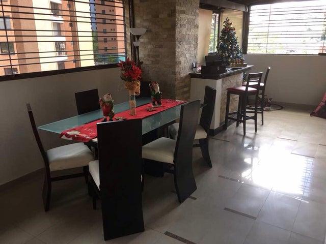Apartamento En Venta En Caracas - Colinas de La Tahona Código FLEX: 18-345 No.2