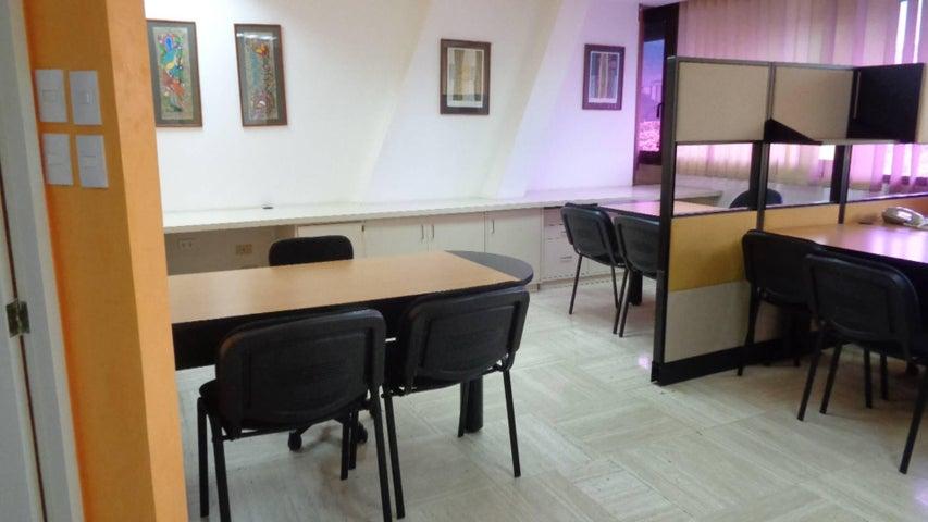 Oficina En Venta En Caracas - Chuao Código FLEX: 18-1594 No.4
