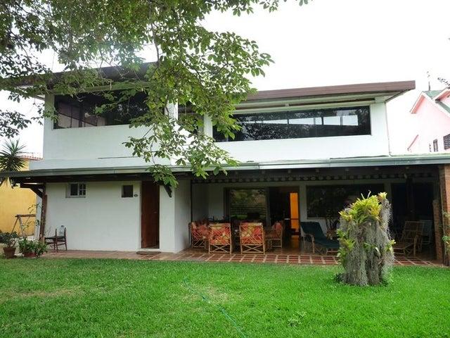 Casa En Venta En Caracas - Colinas de Bello Monte Código FLEX: 18-12450 No.0