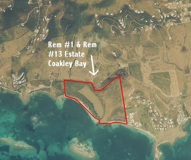 Land for Sale at 1 & 13 Coakley Bay EB St Croix, Virgin Islands United States Virgin Islands