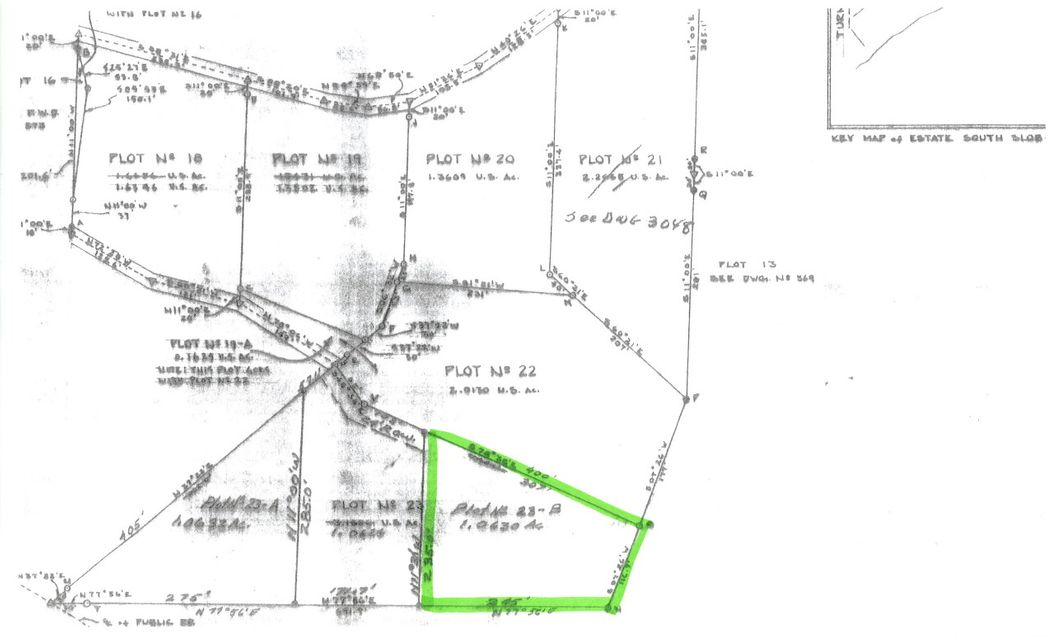 Land for Sale at 23-B South Slob EB St Croix, Virgin Islands United States Virgin Islands