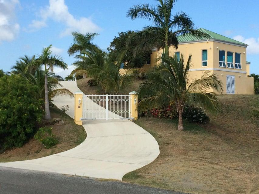 Casa Unifamiliar por un Venta en 55 Marienhoj EA St Croix, Virgin Islands Islas Virgenes Ee.Uu.