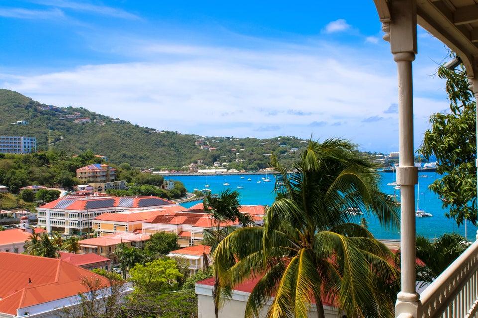 Single Family Home for Sale at 24,21,22, Dronningens Gade KI St Thomas, Virgin Islands 00802 United States Virgin Islands