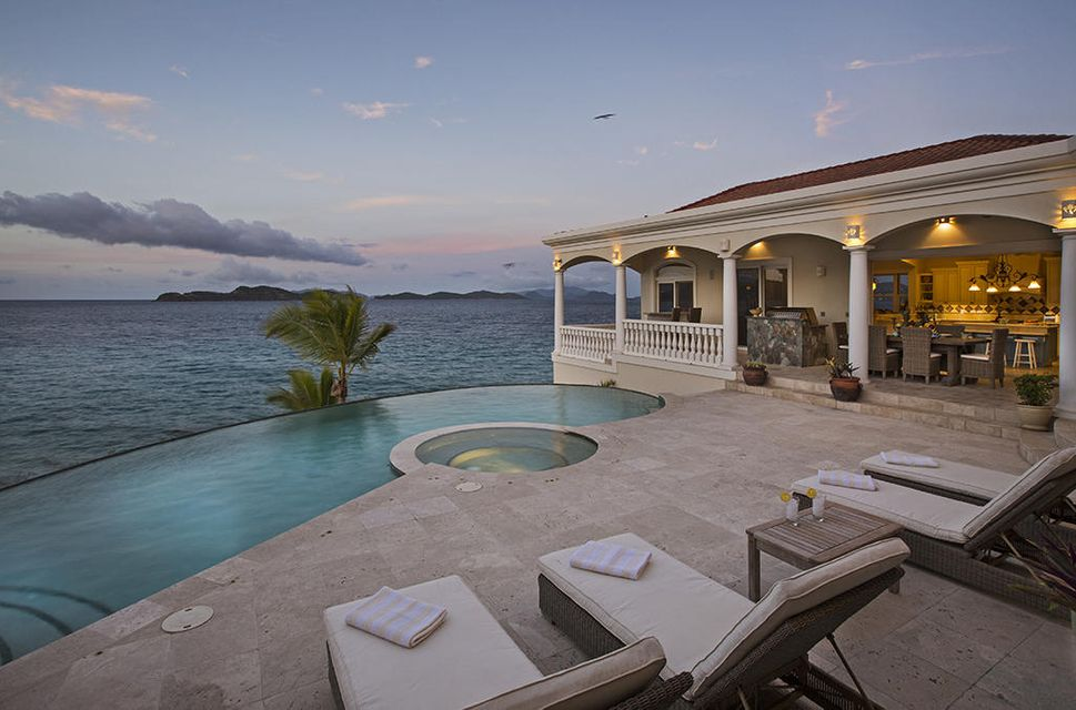 Single Family Home for Sale at 11 A-1 Smith Bay EE St Thomas, Virgin Islands 00802 United States Virgin Islands