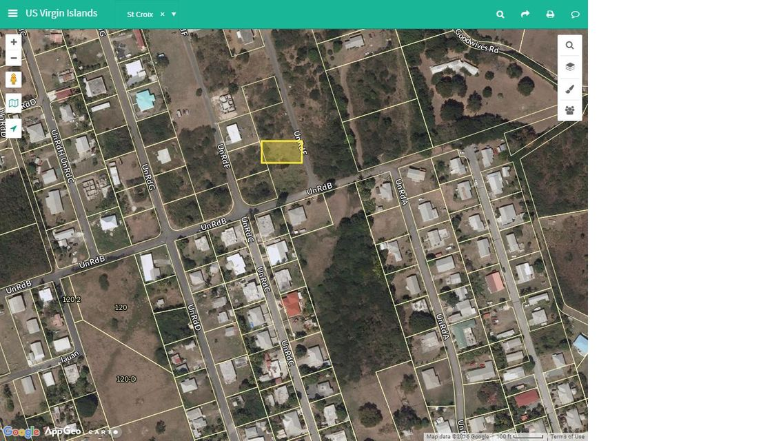 Land for Sale at 41-M Whim (Two Williams) WE 41-M Whim (Two Williams) WE St Croix, Virgin Islands 00840 United States Virgin Islands