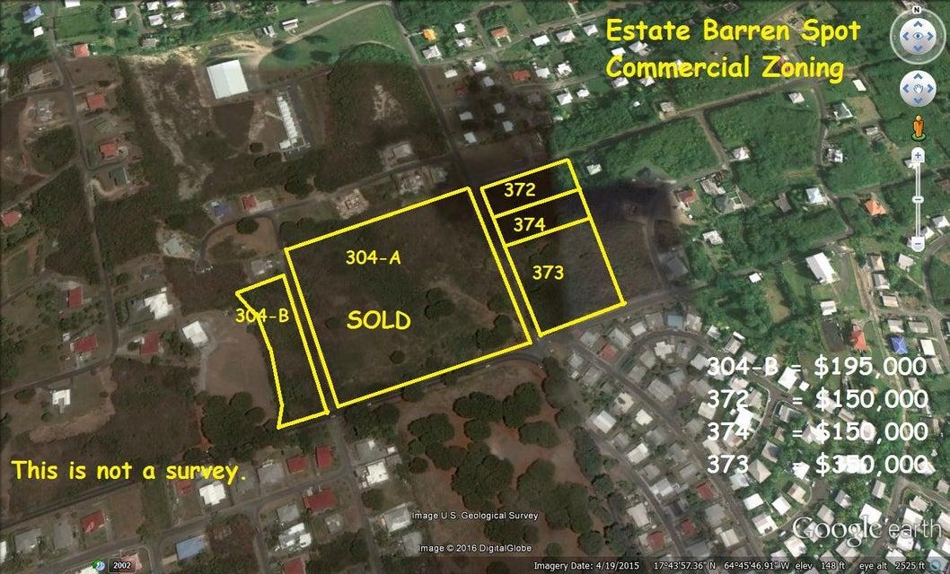 Land for Sale at 372 Barren Spot QU St Croix, Virgin Islands 00820 United States Virgin Islands