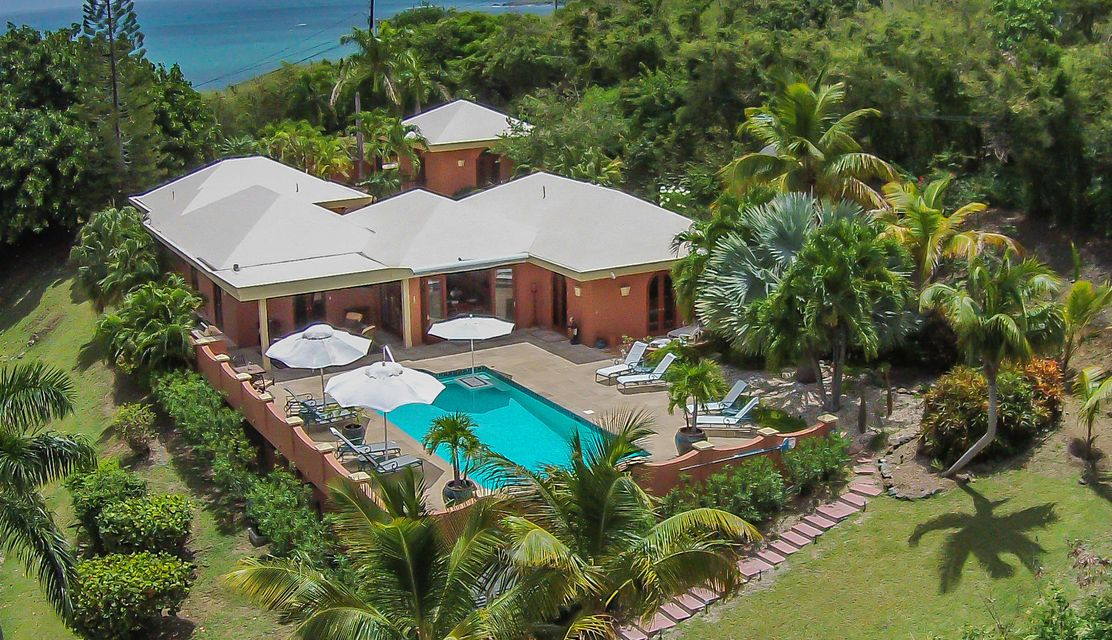 Single Family Home for Sale at 37 Shoys (The) EA 37 Shoys (The) EA St Croix, Virgin Islands 00820 United States Virgin Islands
