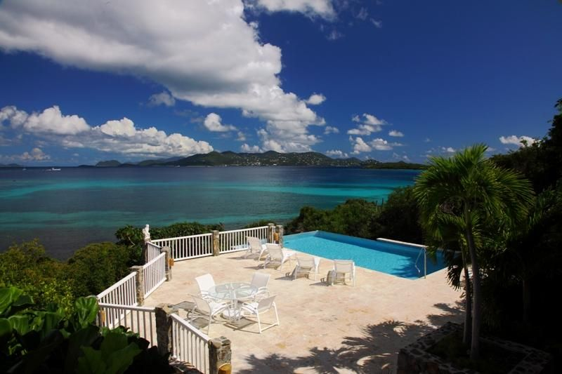 Single Family Home for Rent at 7-J Nazareth RH St Thomas, Virgin Islands 00802 United States Virgin Islands