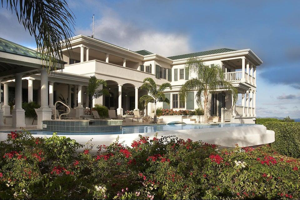 Casa Unifamiliar por un Venta en 4A-1 4ARem Misgunst GNS St Thomas, Virgin Islands 00802 Islas Virgenes Ee.Uu.