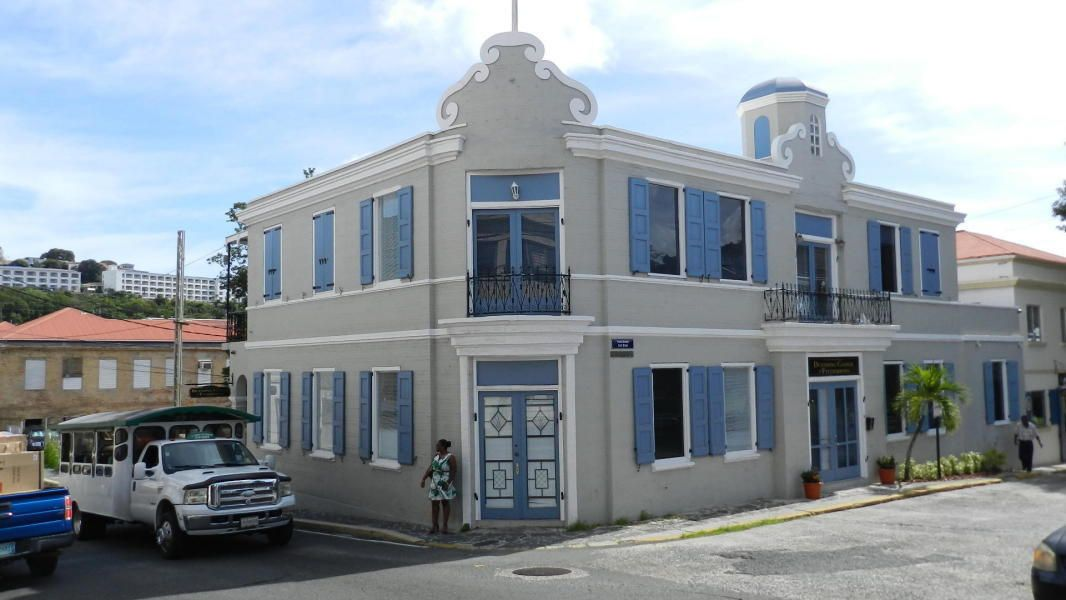 Commercial for Rent at 40 Noregade KI St Thomas, Virgin Islands 00802 United States Virgin Islands