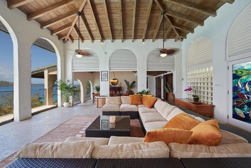 Частный односемейный дом для того Продажа на 9-1-1 Peterborg GNS 9-1-1 Peterborg GNS St Thomas, Virgin Islands 00802 Виргинские Острова