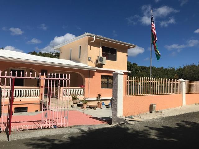 Многосемейный дом для того Аренда на 123 Sion Hill QU 123 Sion Hill QU St Croix, Virgin Islands 00820 Виргинские Острова