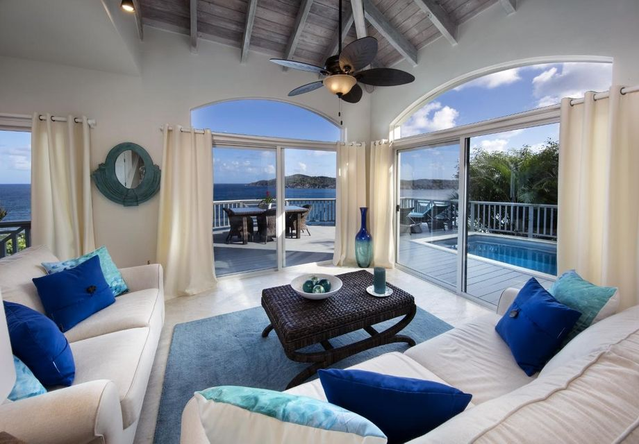 Condominium for Sale at Caret Bay Villas 7 Caret Bay LNS Caret Bay Villas 7 Caret Bay LNS St Thomas, Virgin Islands 00802 United States Virgin Islands