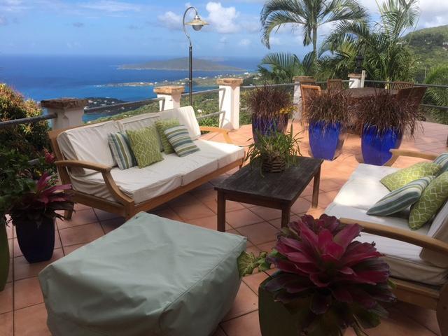 Maison avec plusieurs logements pour l à louer à 3M-1 Dorothea LNS St Thomas, Virgin Islands 00802 Isles Vierges Américaines
