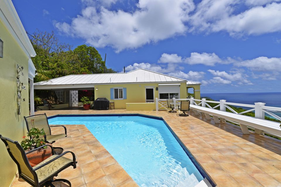Single Family Home for Sale at 5D Teagues Bay EB 5D Teagues Bay EB St Croix, Virgin Islands 00820 United States Virgin Islands