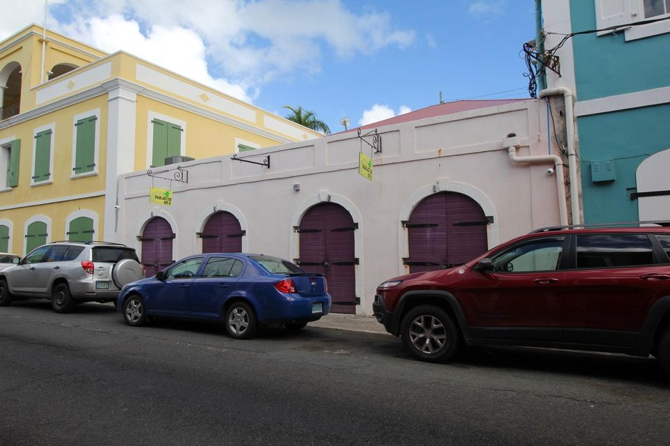 Commercial for Sale at 19 Dronningens Gade KI St Thomas, Virgin Islands 00802 United States Virgin Islands