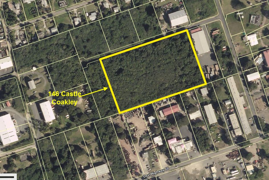 Land for Sale at 146 Castle Coakley QU 146 Castle Coakley QU St Croix, Virgin Islands 00820 United States Virgin Islands
