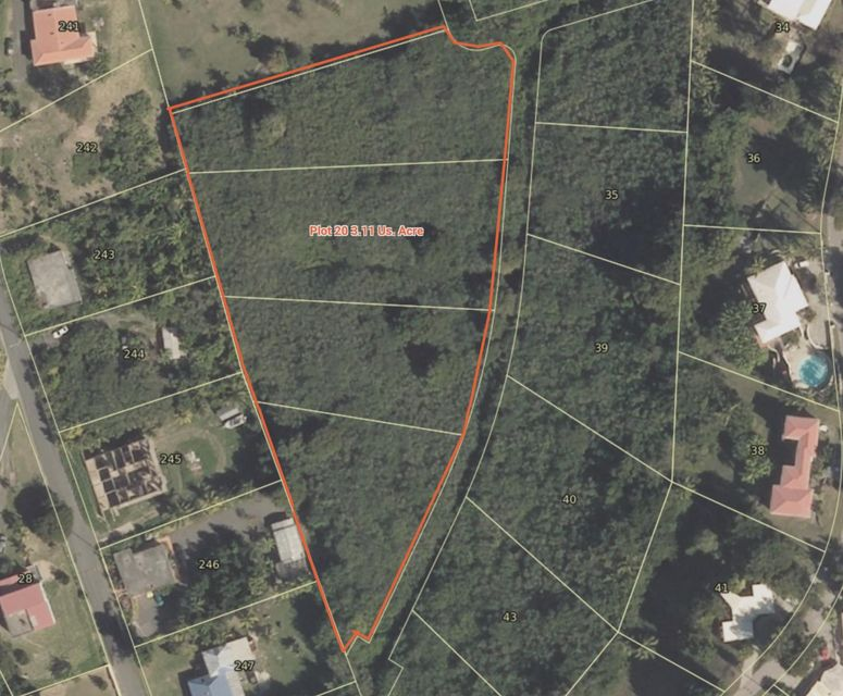 Land for Sale at 29 Mary's Fancy QU St Croix, Virgin Islands 00820 United States Virgin Islands