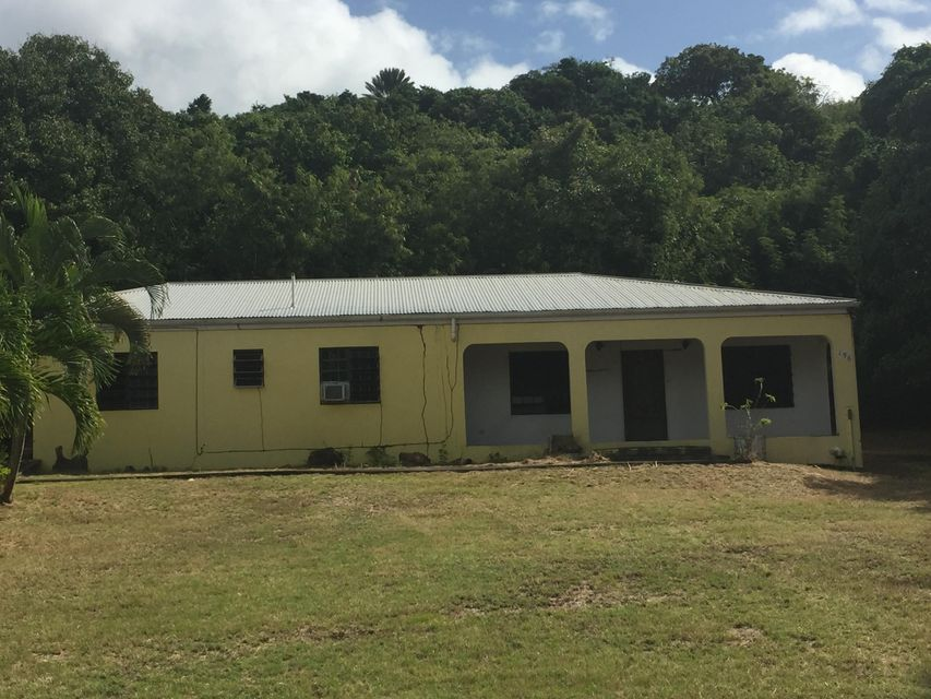 Single Family Home for Sale at 156 Mary's Fancy QU St Croix, Virgin Islands 00850 United States Virgin Islands
