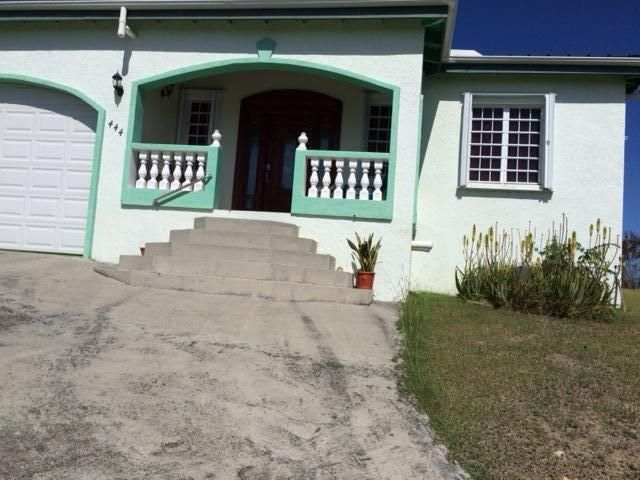 Single Family Home for Sale at 444 Barren Spot KI St Croix, Virgin Islands 00820 United States Virgin Islands