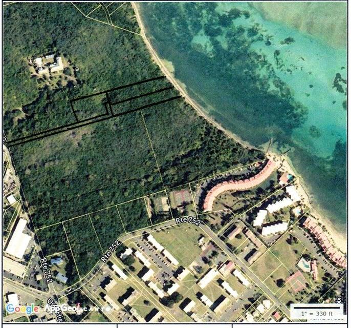 土地,用地 为 销售 在 52B,C,D,E Little Princesse CO 52B,C,D,E Little Princesse CO 圣克洛伊岛, 维京群岛 00820 美属维尔京群岛