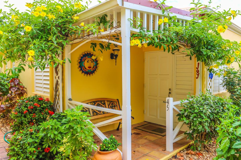 Appartement en copropriété pour l à louer à Villa Madeleine 45 Teagues Bay EB St Croix, Virgin Islands 00820 Isles Vierges Américaines