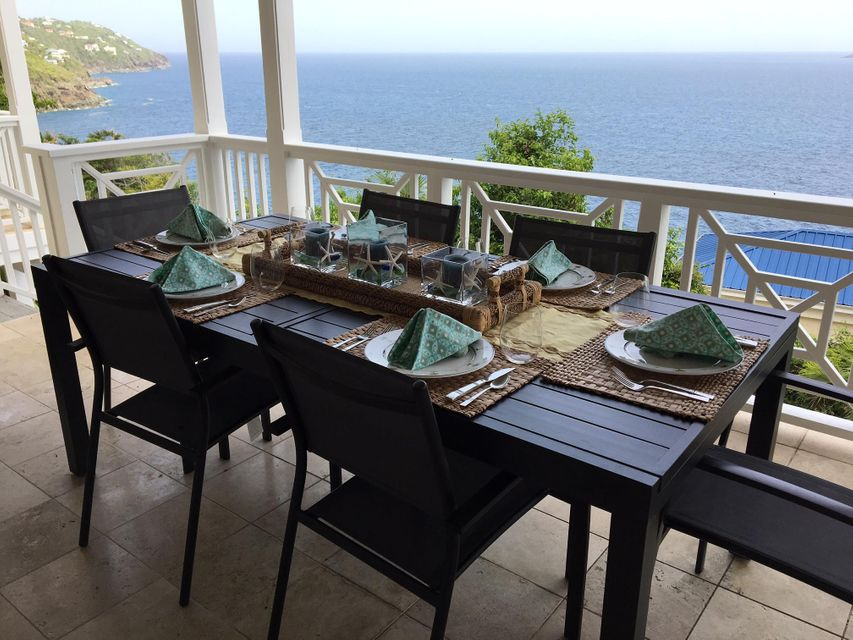 Single Family Home for Rent at C-5-B-16 Lovenlund GNS St Thomas, Virgin Islands 00802 United States Virgin Islands