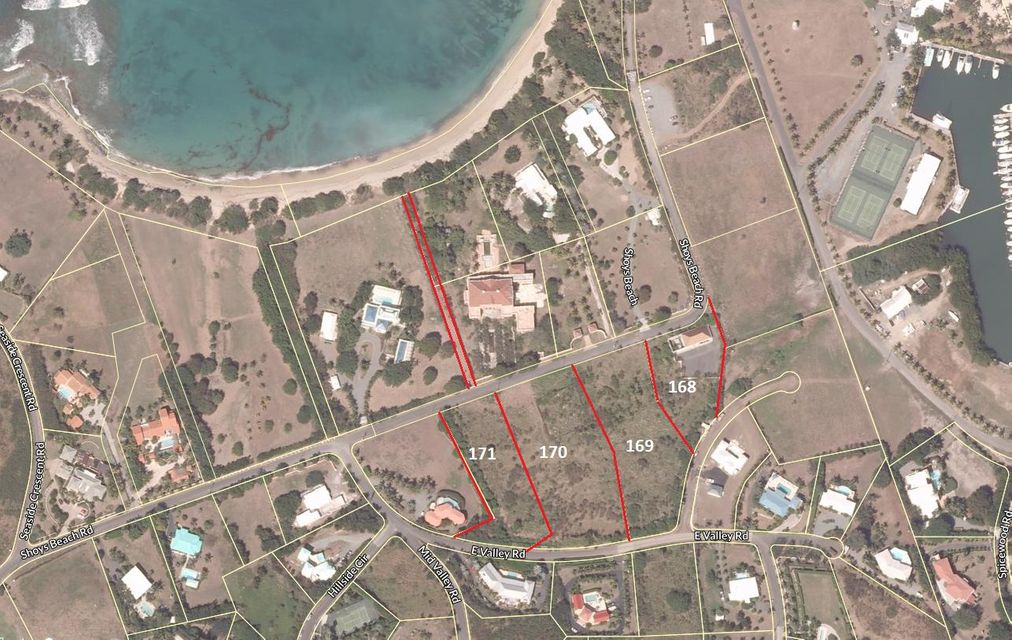 土地,用地 为 销售 在 Temp 1 Anna's Hope EA Temp 1 Anna's Hope EA 圣克洛伊岛, 维京群岛 00820 美属维尔京群岛