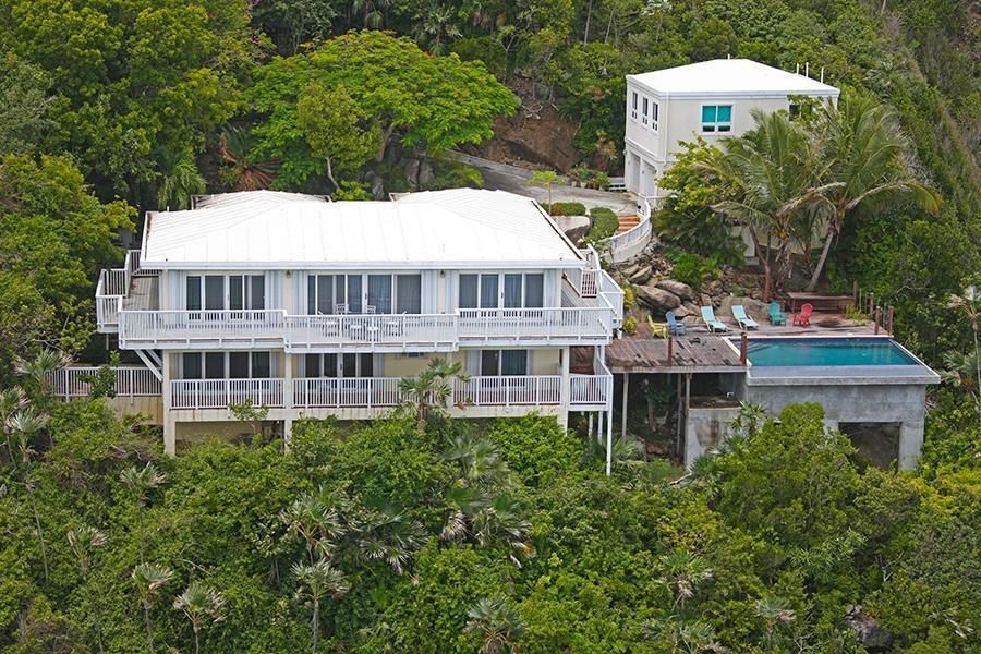 Single Family Home for Rent at 8-28 Peterborg GNS 8-28 Peterborg GNS St Thomas, Virgin Islands 00802 United States Virgin Islands
