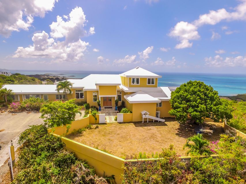 Single Family Home for Sale at 43 Solitude EB St Croix, Virgin Islands 00820 United States Virgin Islands