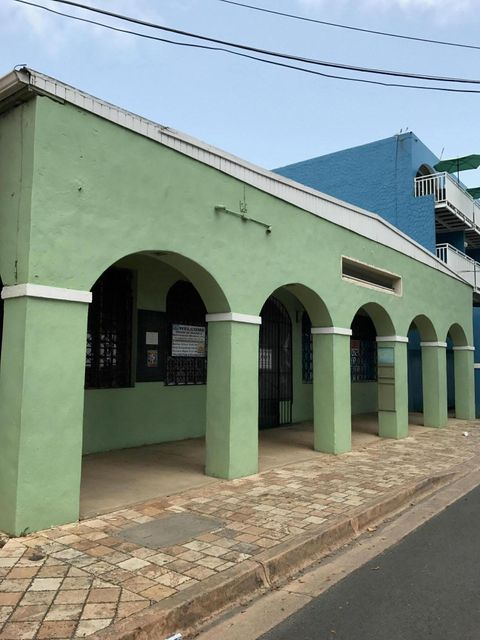 Commercial for Sale at 19A & 19B Strand Street FR 19A & 19B Strand Street FR St Croix, Virgin Islands 00840 United States Virgin Islands