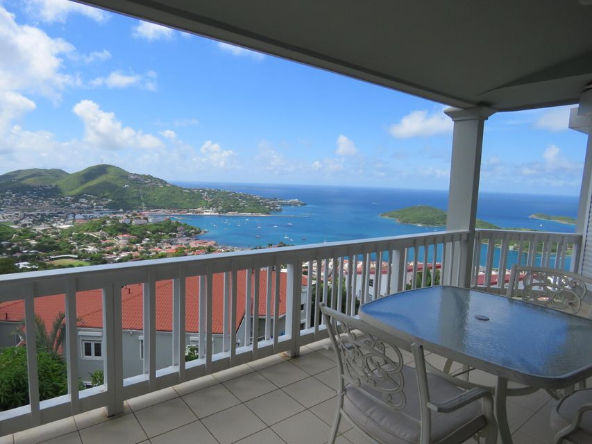 Condominium for Rent at Pinnacle (The) 3 Mafolie GNS Pinnacle (The) 3 Mafolie GNS St Thomas, Virgin Islands 00802 United States Virgin Islands