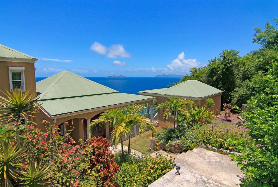 Casa Unifamiliar por un Venta en C-17-5 Lovenlund GNS 00802 C-17-5 Lovenlund GNS St Thomas, Virgin Islands,00802 Islas Virgenes Ee.Uu.