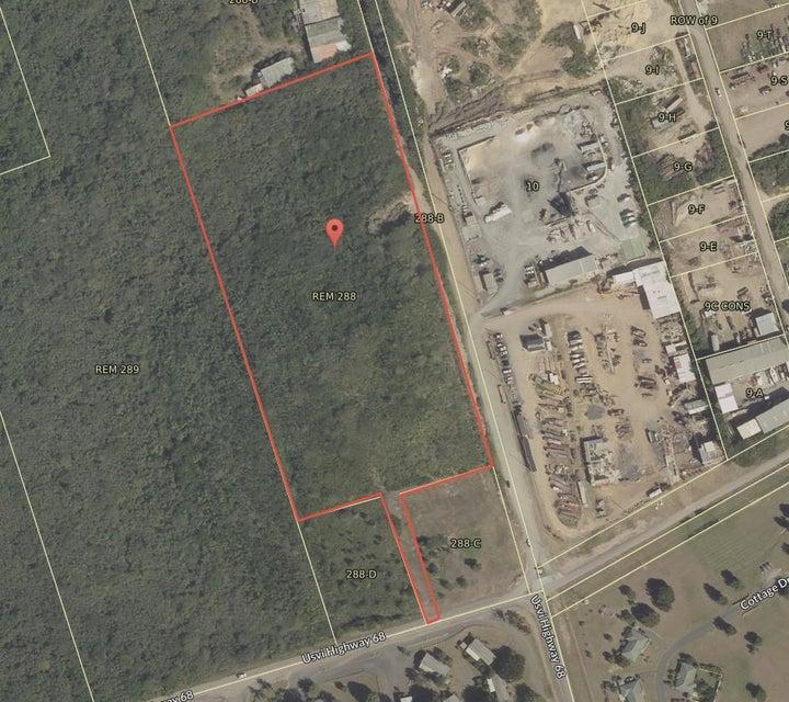 Land for Sale at 288 Barren Spot QU St Croix, Virgin Islands 00820 United States Virgin Islands