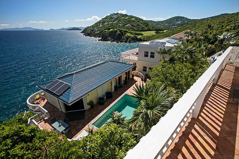 Single Family Home for Rent at 14-5 Peterborg GNS 14-5 Peterborg GNS St Thomas, Virgin Islands 00802 United States Virgin Islands