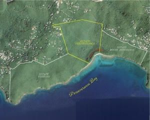 Land for Sale at 2 & 3B Fortuna WE 2 & 3B Fortuna WE St Thomas, Virgin Islands 00802 United States Virgin Islands