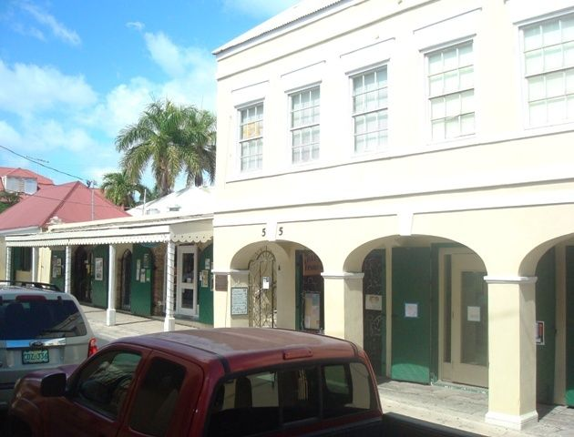 Commercial for Sale at 55-56 AB Company Street CH 55-56 AB Company Street CH St Croix, Virgin Islands 00820 United States Virgin Islands