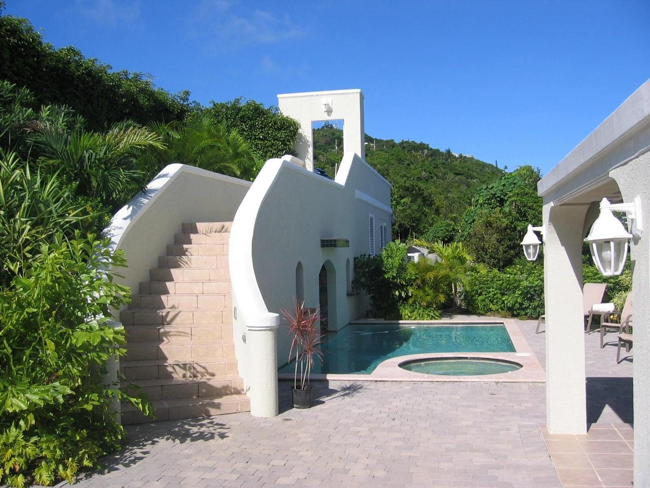 Single Family Home for Rent at 4B-1 Misgunst GNS 4B-1 Misgunst GNS St Thomas, Virgin Islands 00802 United States Virgin Islands