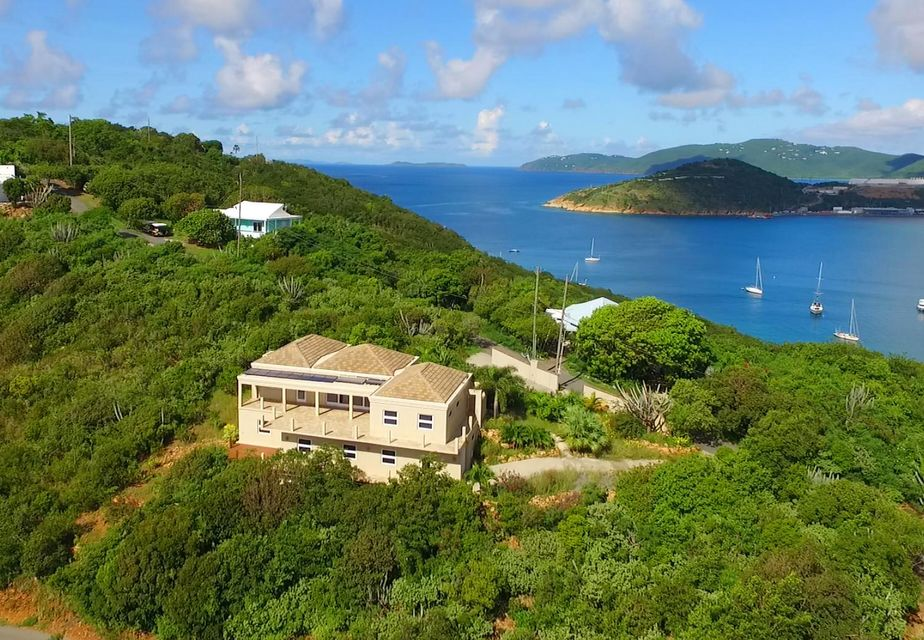 Casa Unifamiliar por un Venta en Lot 93 Water Island SS 00802 Lot 93 Water Island SS St Thomas, Virgin Islands,00802 Islas Virgenes Ee.Uu.