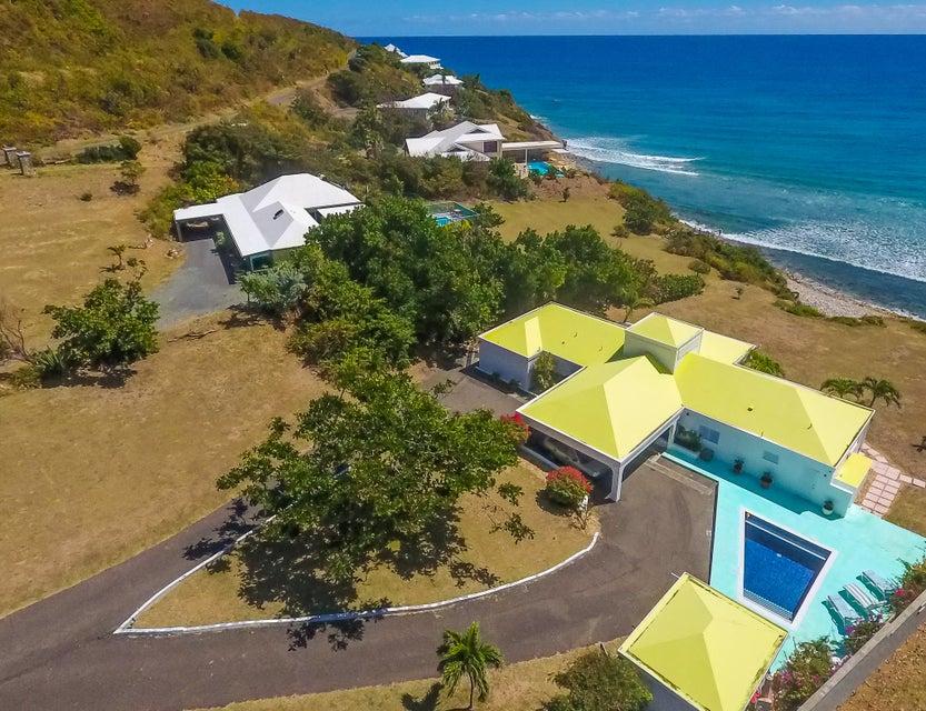 独户住宅 为 销售 在 19 South Grapetree EB 19 South Grapetree EB 圣克洛伊岛, 维京群岛 00820 美属维尔京群岛